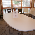 used conference room table fort wayne