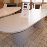 used conference room table