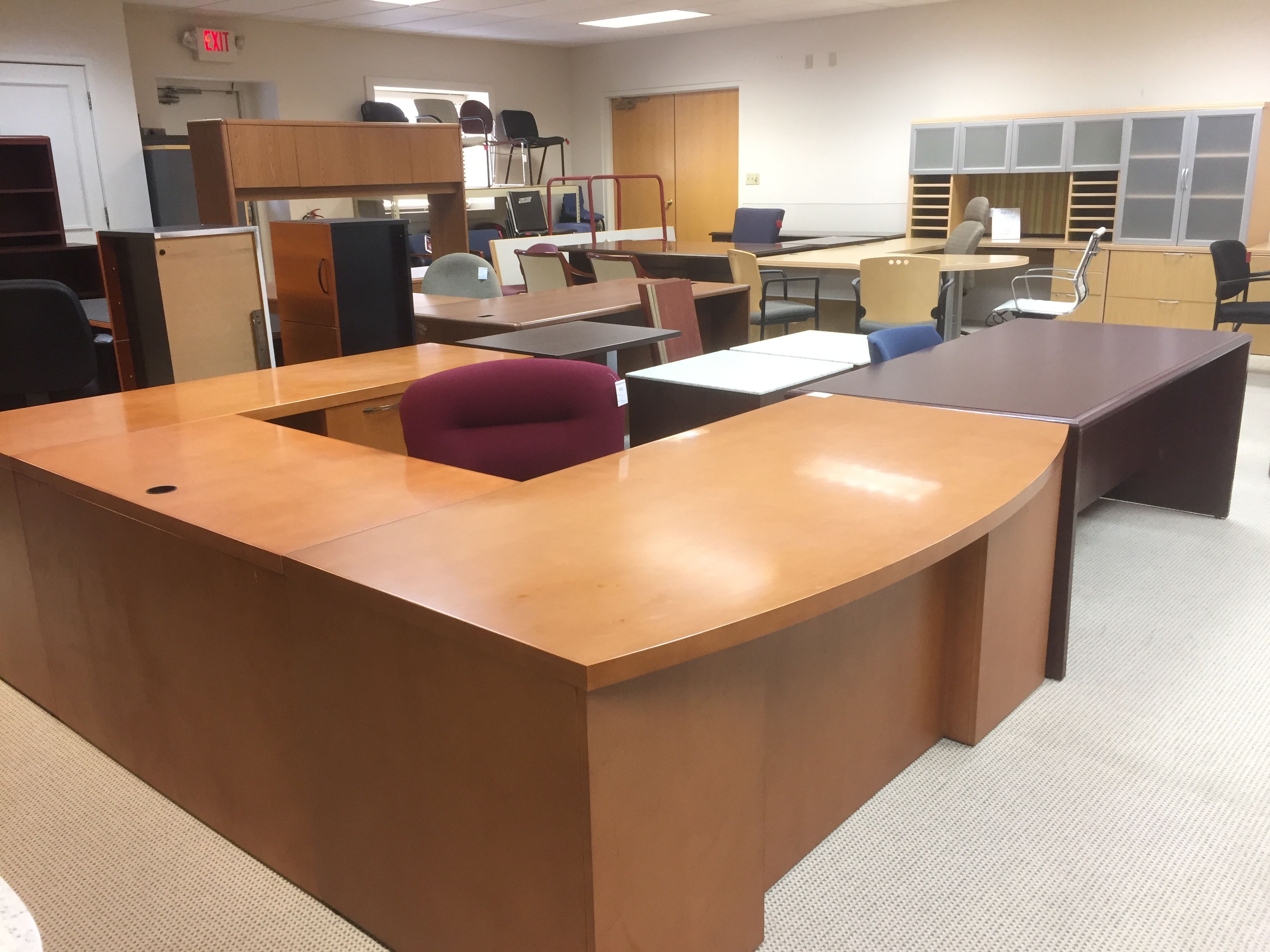 Used Office Furniture Workspace Solutionsworkspace Solutions