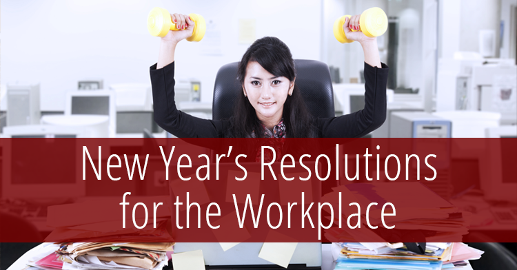 new year's resolution for work